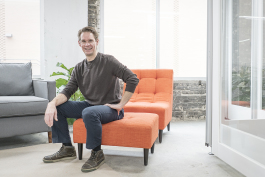 David Ollila, 47, of Linden, is the president and chief innovation officer for Skypoint Ventures and oversees operations at 100K Ideas.