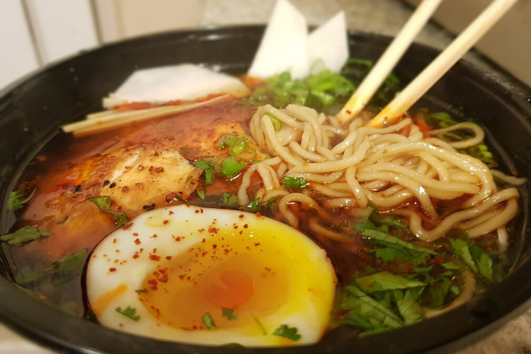 "Somas' ""ramen kit"" allows customers to have restaurant-quality ramen at home."