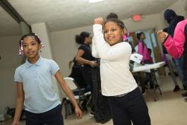 Heart of Worship Dance Studio is one of 17 organizations receiving a Ruth Mott Foundation grant.