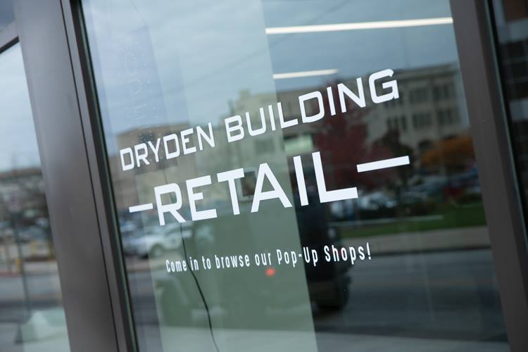 Thirteen pop-up shops are featured in the Dryden Building Retail Space, which opened earlier this month in downtown Flint.