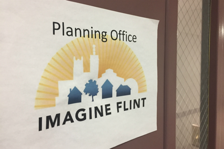 The City of Flint's Planning and Development office in 2016 handled 4,000 resident complains, 101 cleanups and 38 community groups.