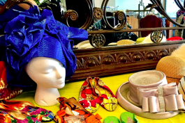 Boutique on the Bricks is located at 635 S. Saginaw St. in downtown Flint. Hours of operation are 10 a.m. to 5 p.m. Tuesday through Thursday and 10 a.m. to 4 p.m. Fridays.