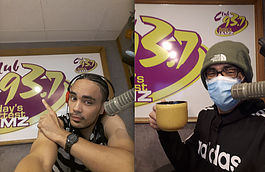Brandon Jamison has hosted radio shows for Club 93.7 for more than a decade.
