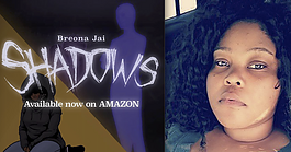 "Flint native Breona Johnson imagines a world where sci-fi meets the realities of inner-city life in ""Shadows."""