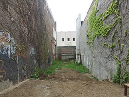 Brush Alley in downtown Flint will see new life thanks to a $2,000 grant.