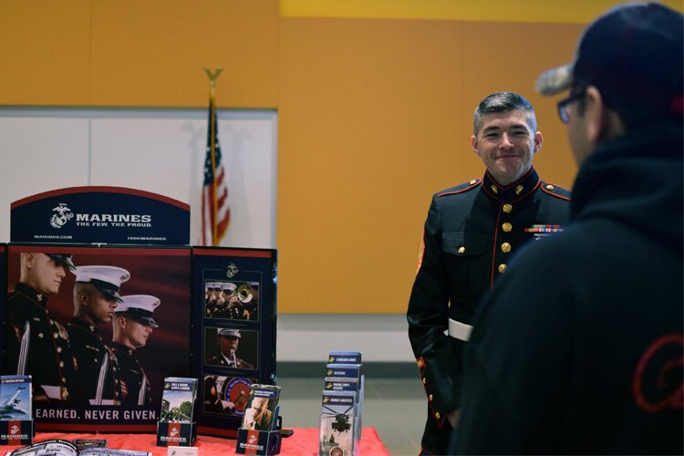 GCI offers its students a wide variety of programs including US Army JROTC courses through its Government and Public Administration program.