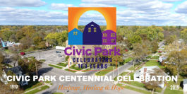 More information on the Civic Park Centennial Celebration is available online at CivicParkCentennial.com
