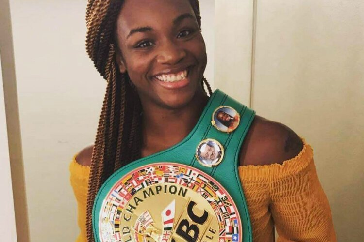 Claressa Shields will speak at a Youth Motivational Experience at 11:30 a.m. Sunday, June 30, 2019, at Joy Tabernacle Church in Flint.