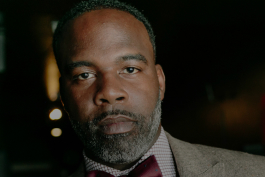 Charles E. Coleman Jr. is founder of CFC40: The Black Superhero Project
