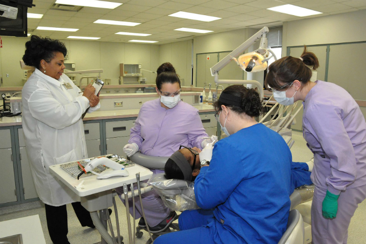 A grant will pay for 120 seniors to receive a free dental checkup and cleaning at Mott Community College's Dental Hygiene Clinic