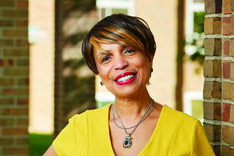 Dr. Beverly Walker-Griffea was named Woman of the Year by the American Association of Women in Community Colleges.