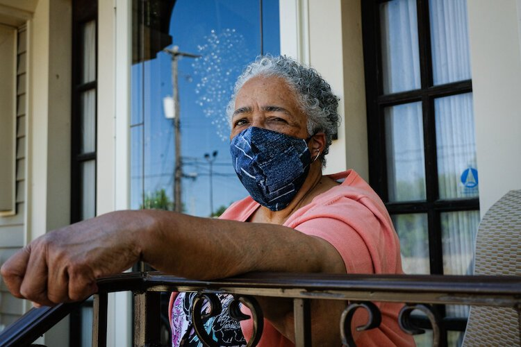 "Raynetta Speed is the oldest of five siblings and nicknamed ""The General"" makes a concerted effort to keep watch over the safety and quality of her neighborhood."