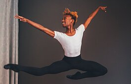 In the world of ballet, 18-year-old Flint native Ashton Edwards is the exception and not the norm. With style, dignity, and grace Edwards has jumped, leaped, and asserted his way into a majorly white-dominated profession.