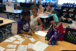 Neithercut Elementary is one of five Flint elementary schools participating in a new after-school program for both students and parents.