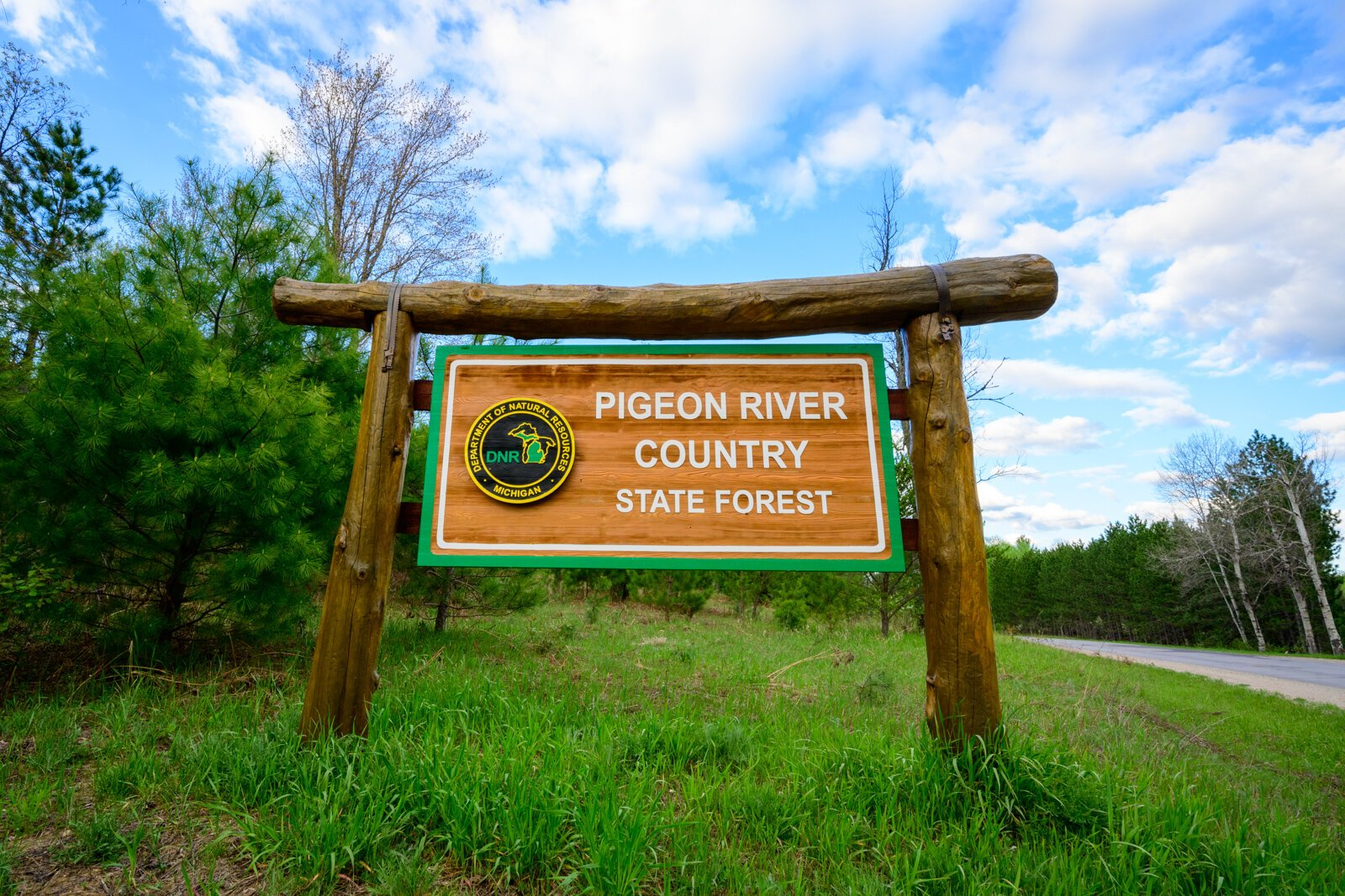 Pigeon River Country State Forest