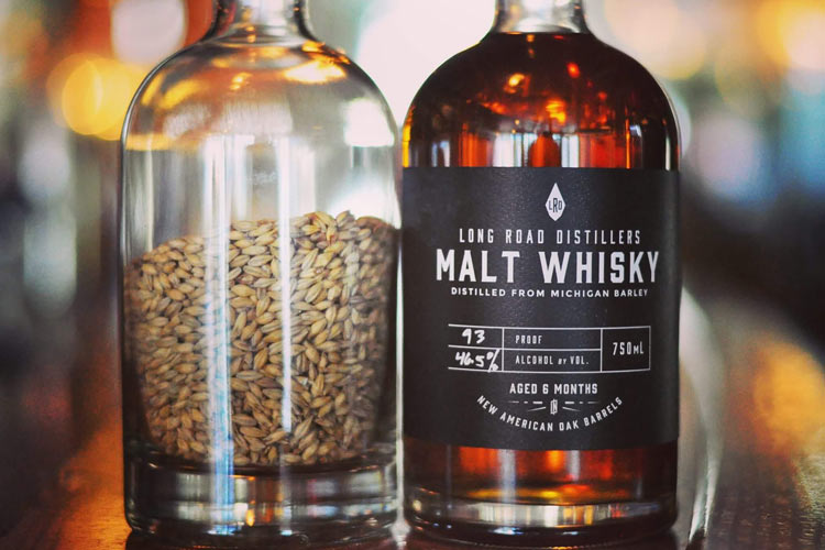 Malt whisky from grain to bottle by Long Road Distillers