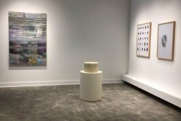 "The ""Field Work"" special exhibit at Buckham Gallery continues through Oct. 5, 2019."