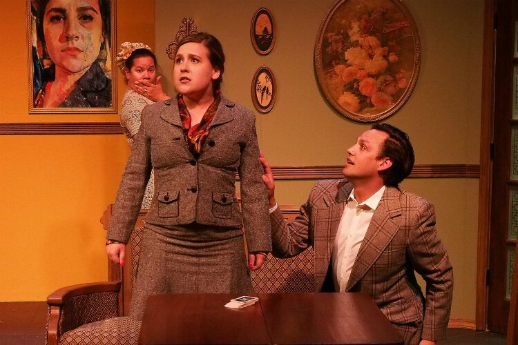 "The Flint Theatre Guild kicks off its Summer Theatre Festival with ""The Real Inspector Hound"" July 11-14."