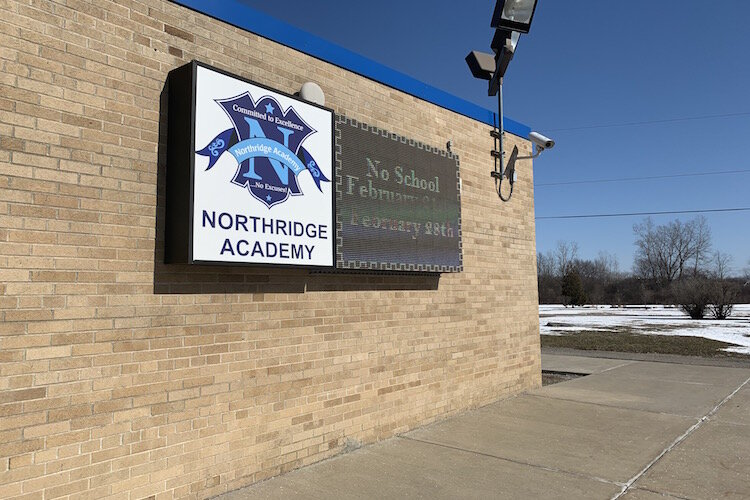 Northridge Academy is the number one elementary and middle school in the city and second in the county.