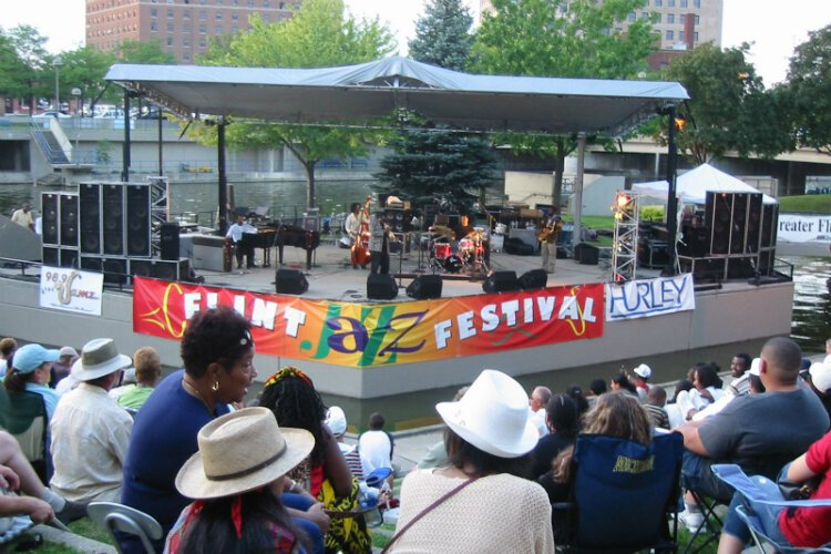 The Flint Jazz Festival returns for its 38th year July 26-28, 2019.