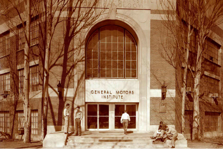 Kettering University operated as General Motors Institute or some variation of the GMI name until 1998.