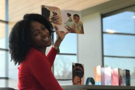 LaTashia M. Perry is a Flint native and author of a series of children's books.