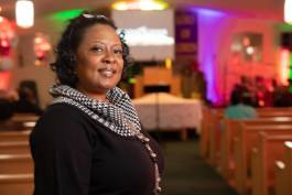 LaVern Rogers is first lady of Restoration Beth El Ministries.