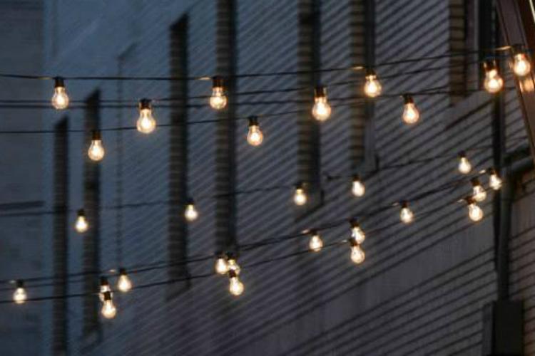 Dinner Under The Lights Coming To Flint S Buckham Alley