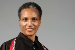 Linnell Jones-McKenney blazed a trail for women athletes in Flint — and nationwide.