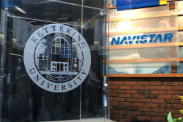 A $2 million gift will help create the Navistar International Innovation space inside the planned university Learning Commons at Kettering University.