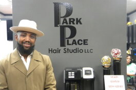 Park Place Hair Studio, LLC is a vehicle for the brand How the Clippers Saved My Life, which inspires and encourages young people in the Flint area.