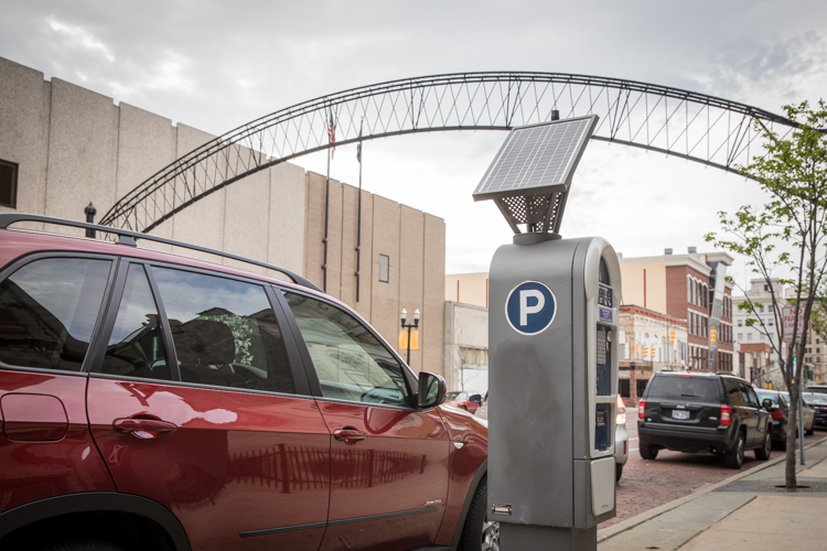 The Flint Downtown Development Authority Additional plans to install more meters, begin using an app, and renovate the Flat Lot this year.