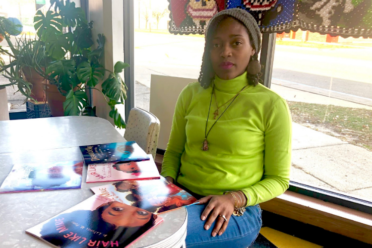 LaTashia M. Perry is the author of six books that help children celebrate being black and appreciate diversity.