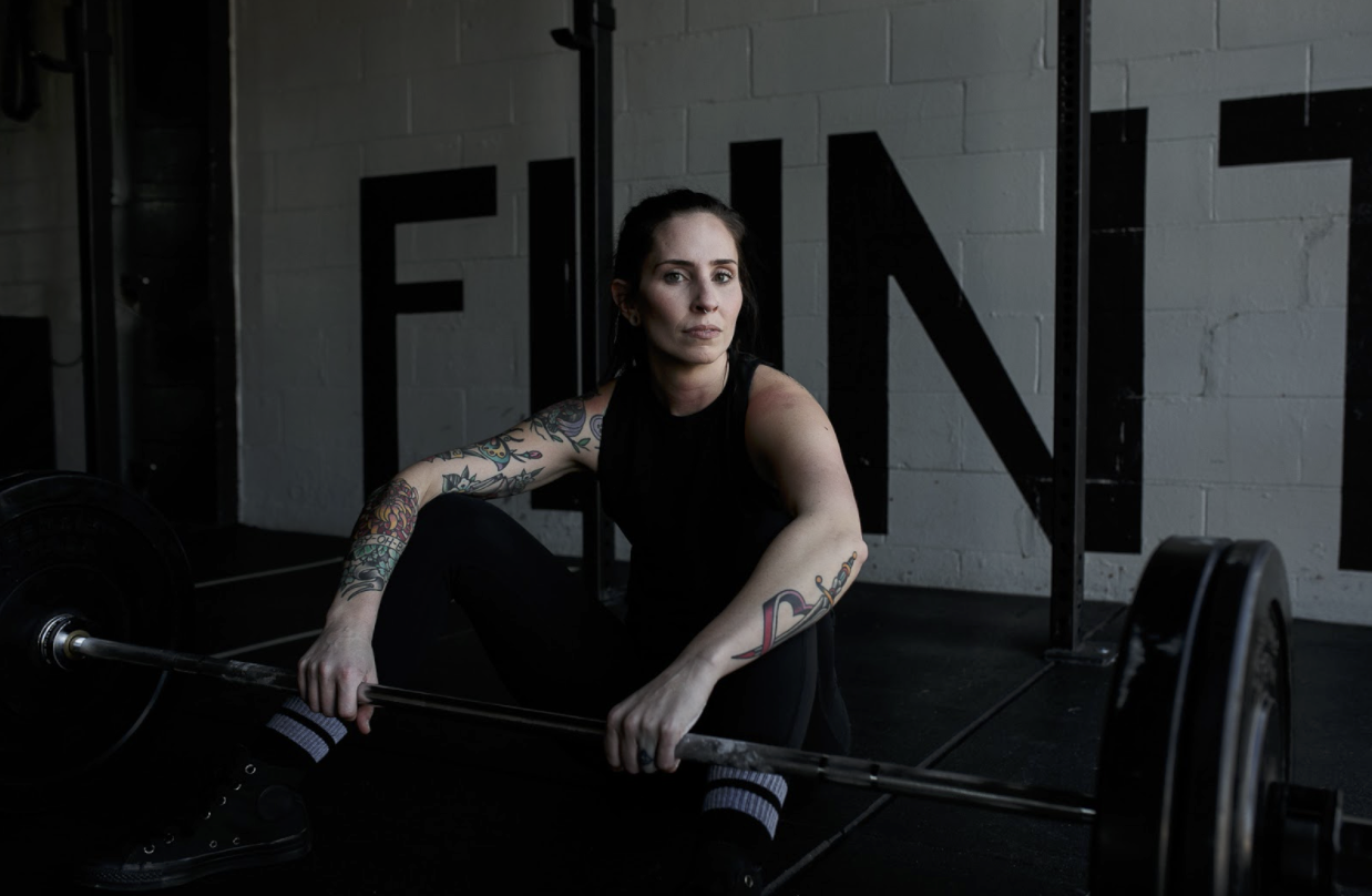 """Jake and Ashleigh have not only helped me get physically stronger, but they have helped me become a more confident coach. They are always pushing me to be a better version of myself and that is truly what I love about this gym,"" said Jess Duncan."