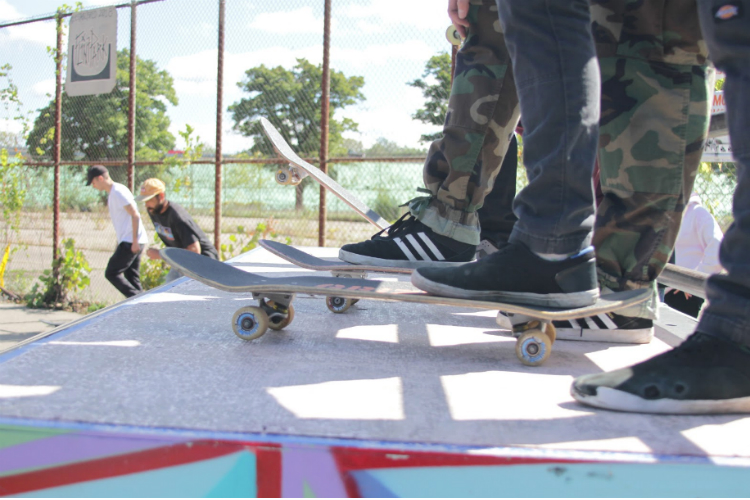 Local skateboarders are raising money and making much needed repairs at the Flint Skatepark, which opened 10 years ago.