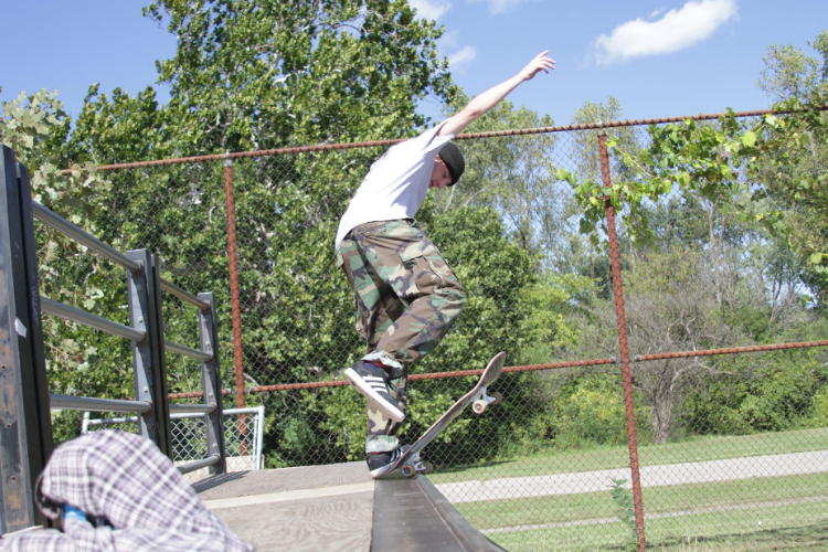 Skateboarding in Flint has seen a resurgence in recent years, say many of the volunteers working to renovate the Flint Skatepark.
