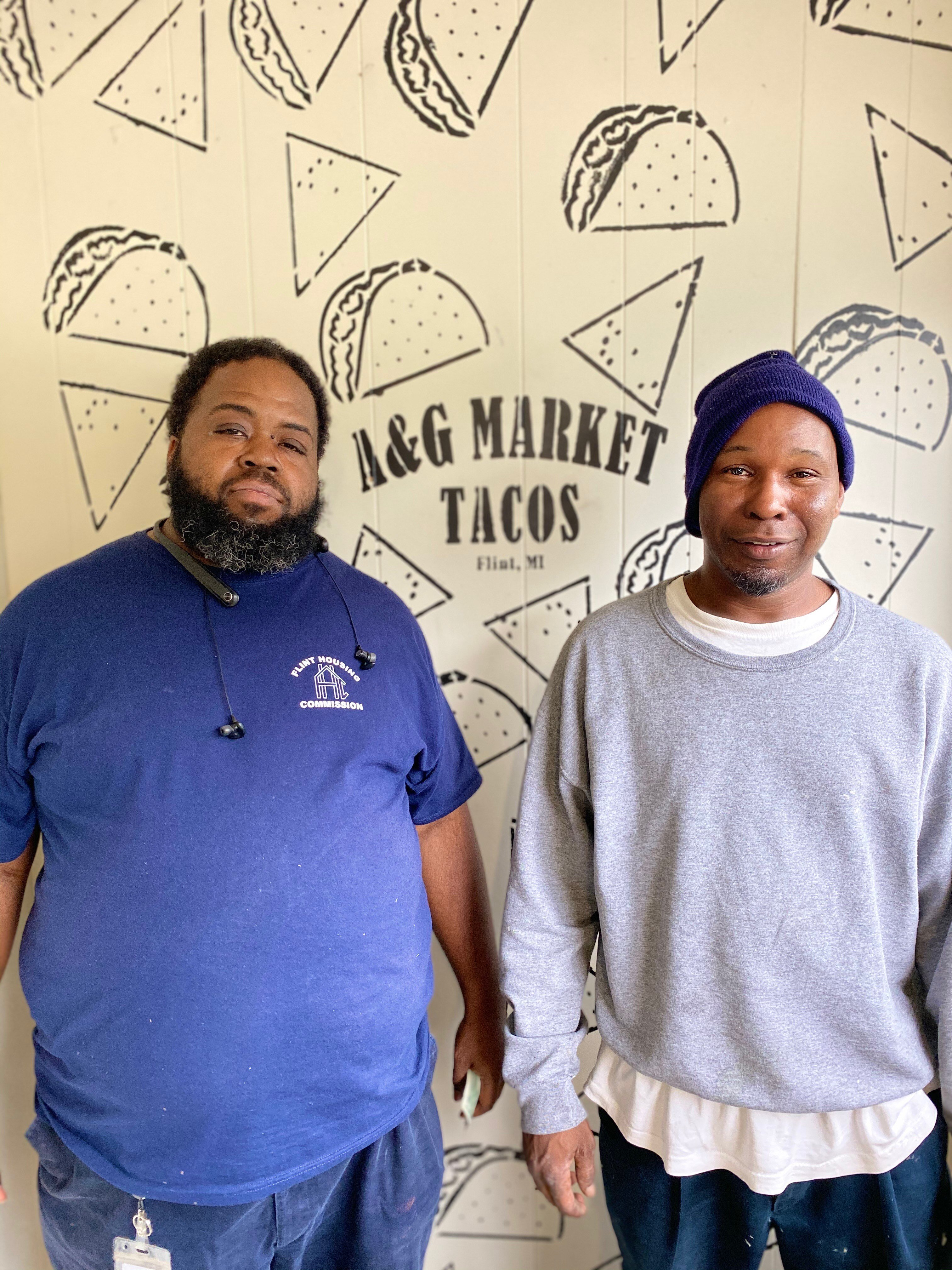 Social Media Moment: customers are encouraged to take a picture in front of the taco wall and post to their social media with the chance to make it to the Wall of Fame.