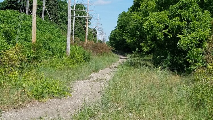 While completion of the trail is welcome news for local hiking and biking enthusiasts, it also sets up avenues for economic and development opportunities.