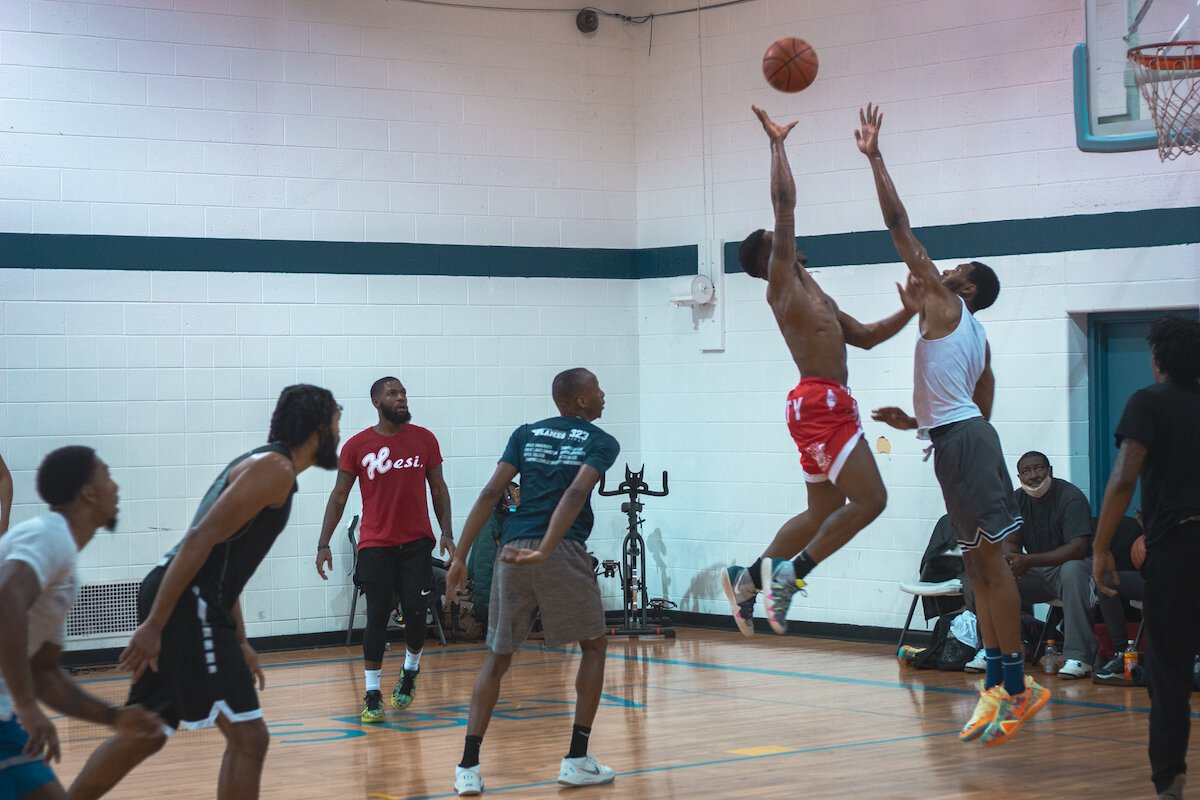 Flint United has been hosting tryouts for professional basketball players since late fall.
