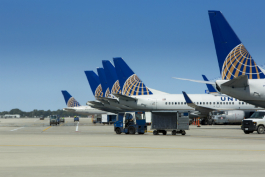 United is adding a fourth flight from Flint's Bishop Airport to Chicago O'Hare (shown here).
