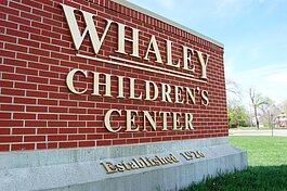 The Whaley Children's Center serves kids ages 5-17 who have suffered abuse and neglect.