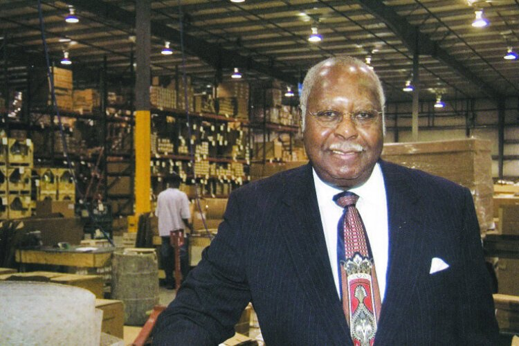 Willie Artis founded Genesee Packaging in 1979 in Flint — a key part of his journey from poverty to trailblazing entrepreneur.