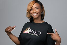 Shonte' Terhune-Smith founded YOLO in 2018.