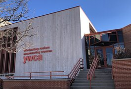 The YWCA of Greater Flint is located at 411 E. Third Street downtown Flint.